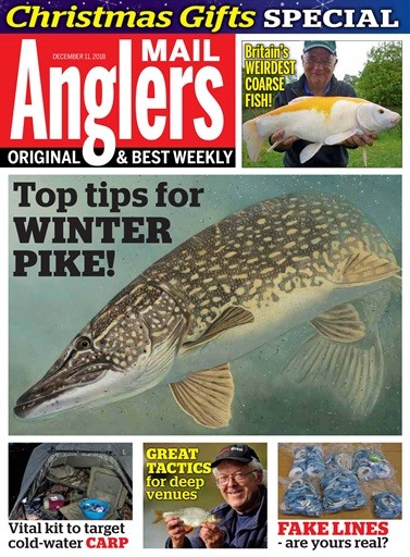 Angler's Mail Magazine Subscription