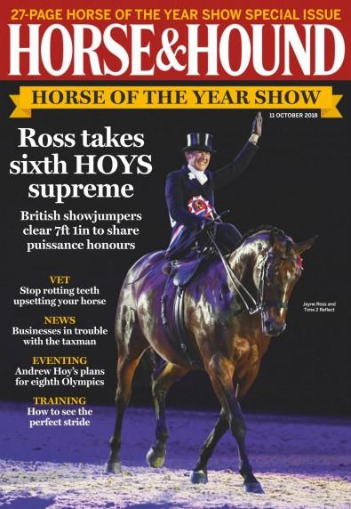 Horse & Hound Magazine Subscription