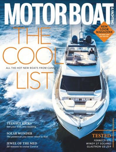 Motor Boat & Yachting Magazine Subscription