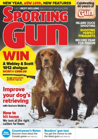 Sporting Gun Magazine Subscription