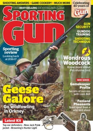 Sporting Gun Magazine Subscription