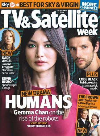 TV & Satellite Week Magazine Subscription