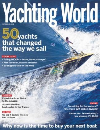 Yachting World Magazine Subscription