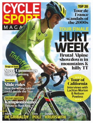 Cycle Sport Magazine Subscription
