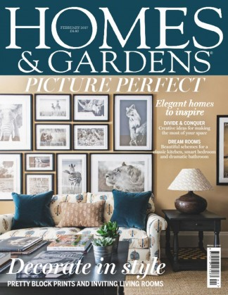 Home In Home And Garden Magazines Whsmith