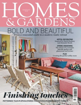 Home And Garden Magazines Whsmith