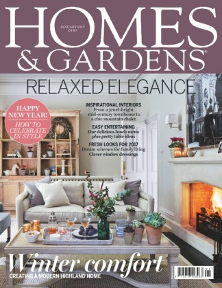 Homes & Gardens Magazine Subscription