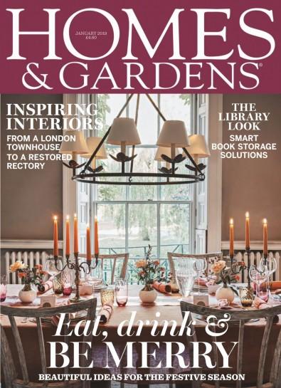 Homes & Gardens Magazine Subscription