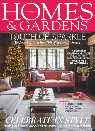 homes gardens magazine subscription whsmith
