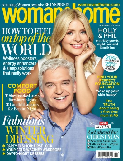 Woman & Home- Travel size Magazine Subscription