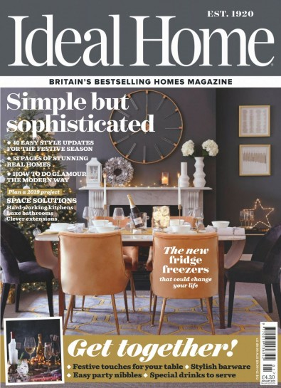 Ideal Home Magazine Subscription