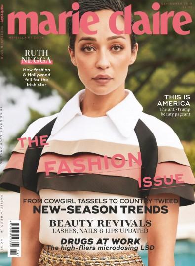 Marie Claire- Travel size Magazine Subscription