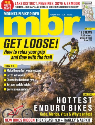 Mountain Bike Rider Magazine Subscription