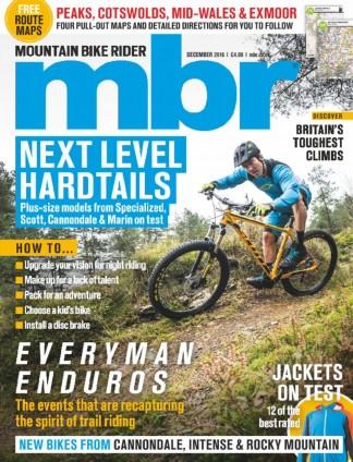 Mountain Bike Rider Magazine Subscription