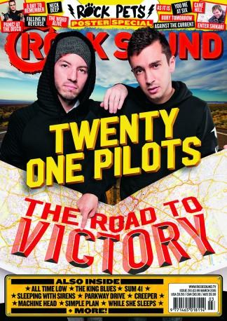 Rock Sound Magazine Subscription