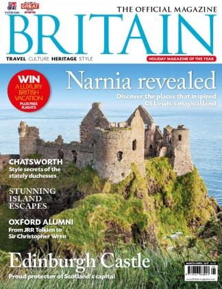 BRITAIN Magazine Subscription