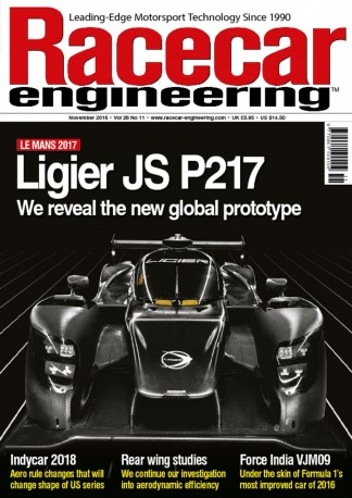 Racecar Engineering Magazine Subscription