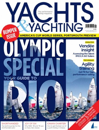 Yachts & Yachting Magazine Subscription
