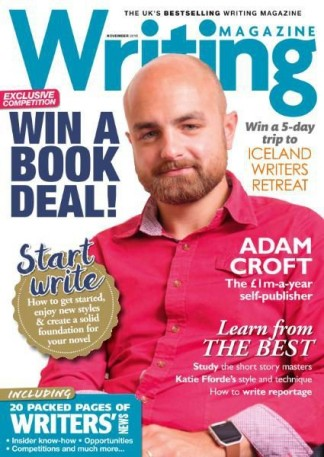 Writing magazine Magazine Subscription