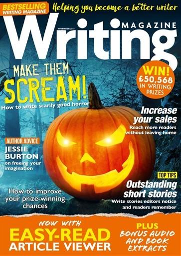 Writing magazine Magazine Subscription