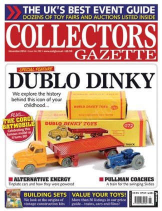 Collectors Gazette Magazine Subscription
