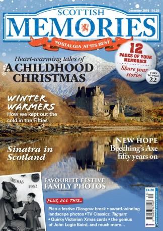 Scottish Memories Magazine Subscription
