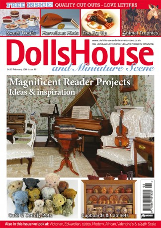 Dolls House & Miniature Scene