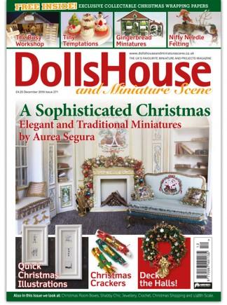 Dolls House & Miniature Scene Magazine Subscription