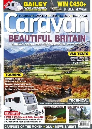 Caravan Magazine Subscription