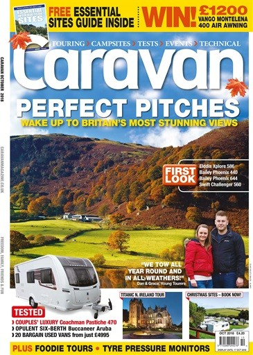 Caravan Magazine Subscription