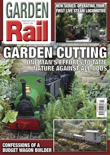 Garden Rail Magazine Subscription