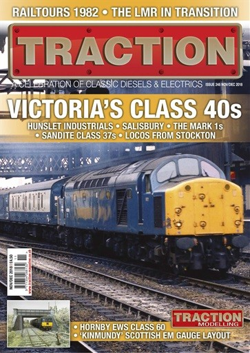 Traction Magazine Subscription