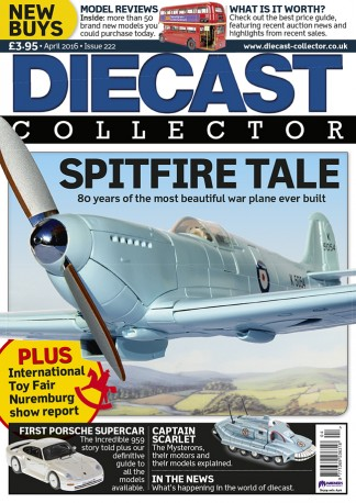 Diecast Collector Magazine Subscription