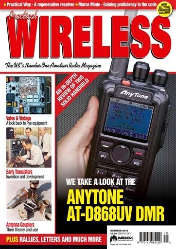 Practical Wireless Magazine Subscription