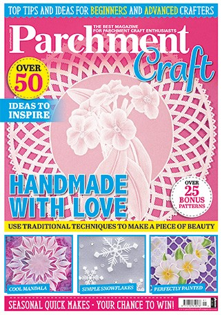 Parchment Craft Magazine Subscription