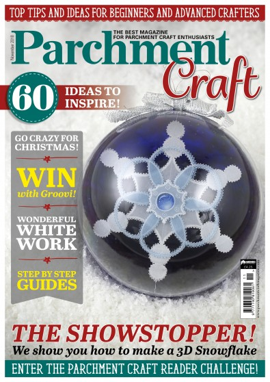 Parchment Craft Magazine Subscription