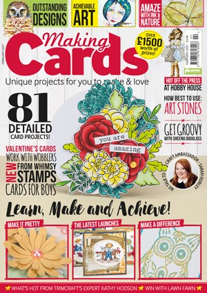 Making Cards Magazine Subscription