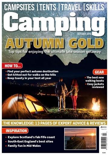 Camping Magazine Subscription