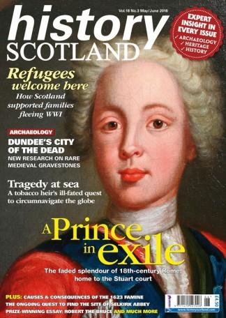History Scotland Magazine Subscription
