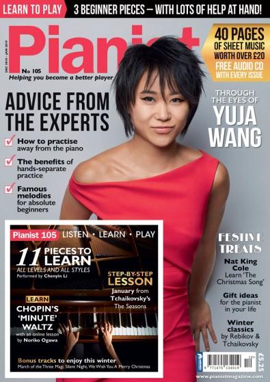 pianist magazine subscription whsmith