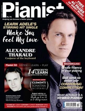 Pianist Magazine Subscription