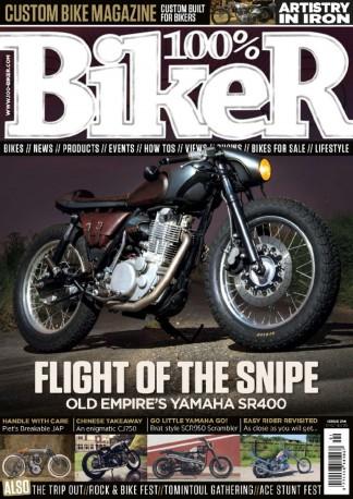 100% Biker Magazine Subscription