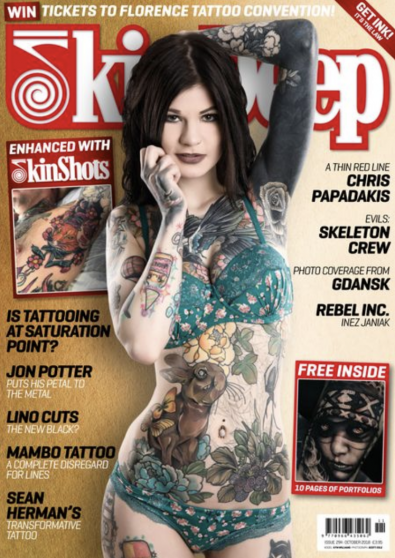 Skin Deep Magazine Subscription