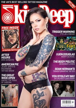 Skin Deep Magazine Subscription
