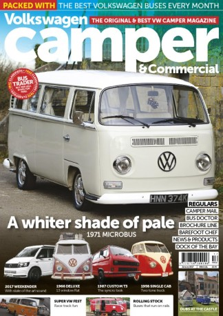 Volkswagen Camper & Commercial Magazine Subscription