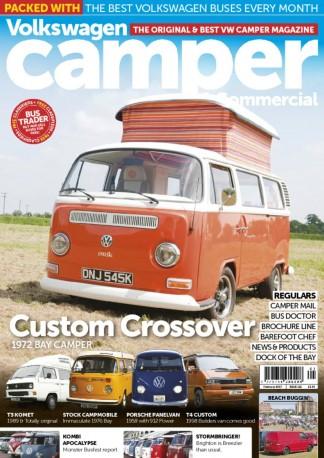 Volkswagen Camper & Commercial Magazine Subscription
