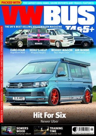 VW Bus T4&T5 Magazine Subscription