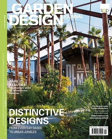 Garden Design Journal Magazine Subscription | WHSmith