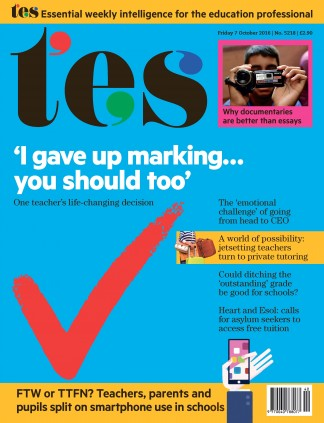 TES Magazine Subscription