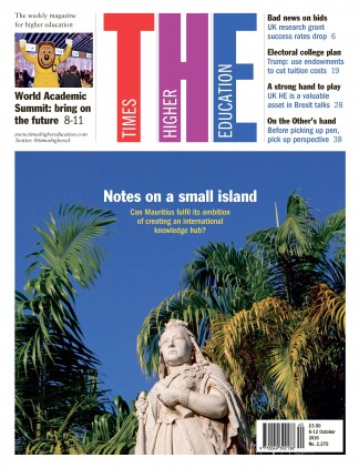 Times Higher Education Magazine Subscription